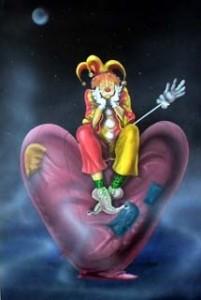 Love's Fool by Steve Calf