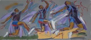 Movement by Greg Derham