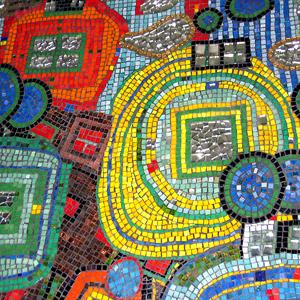 hundertwasser-mosaic